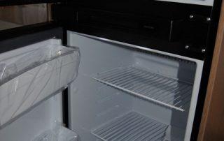 Indretning Køleskab